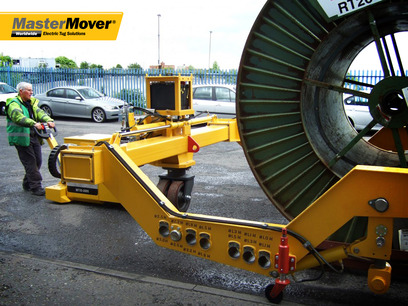 Mmww pipecoil technology   mt30 2000   18 000kg   drum mover